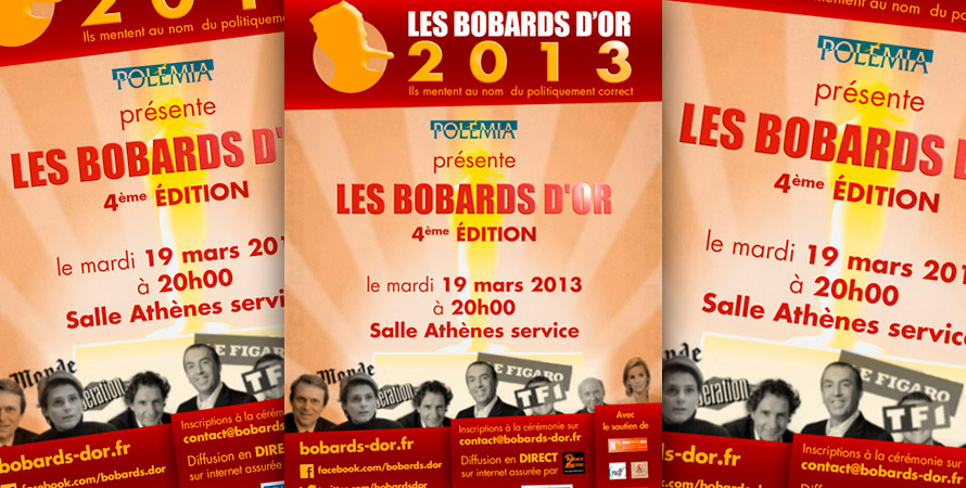 Les Bobards d'Or 2013 : le vote bat son plein