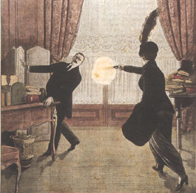 « La chute du président Caillaux » de Dominique Jamet