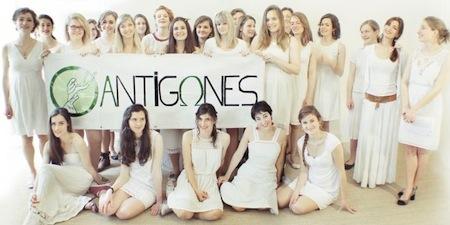 Les Antigones contre les Femen, instruments de Créon