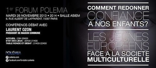 1er Forum Polémia