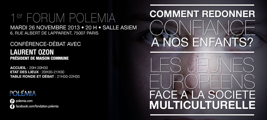Premier Forum Polémia