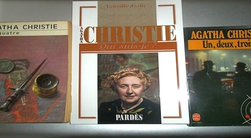 « Agatha Christie » de Camille Galic