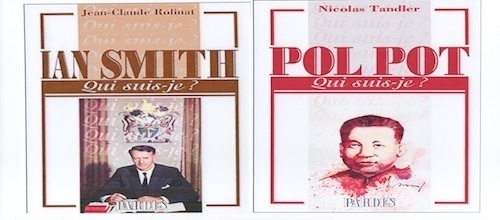 Pol Pot et Ian Smith : le bourreau et le patriote
