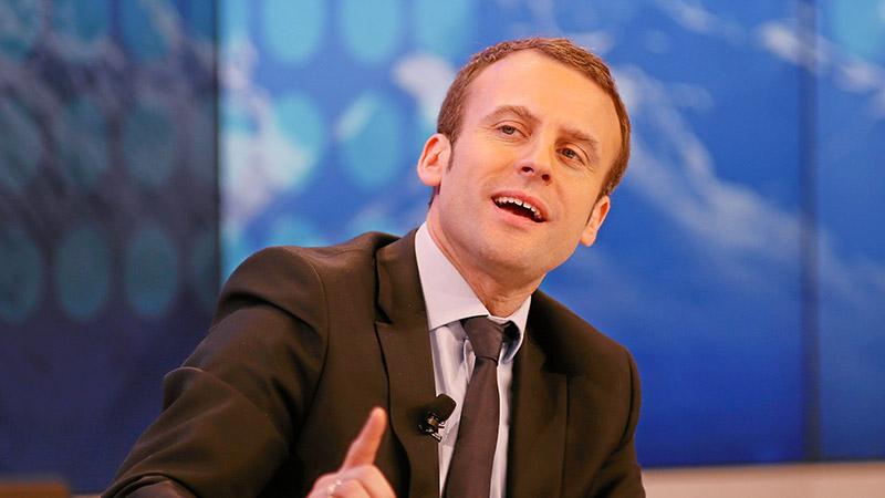 Censure de l'information : Macron applique à la lettre le programme du Forum de Davos
