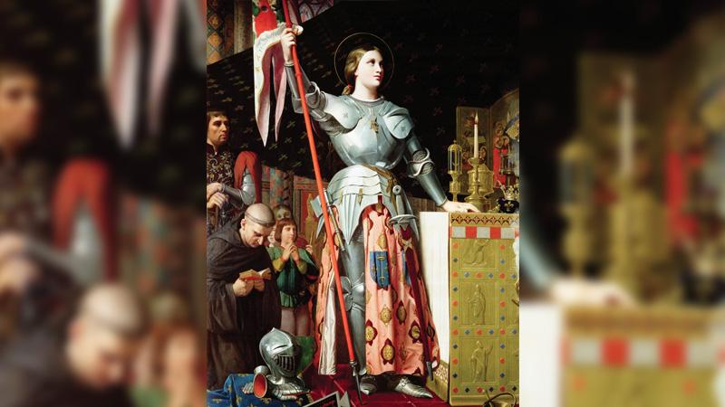 Jeanne d'Arc métissée : la droite divisée ?