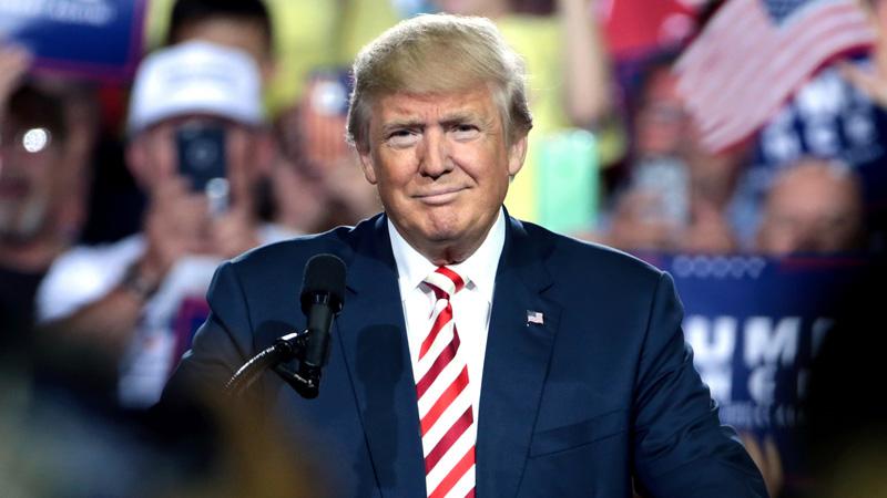 Trump, « le président le plus extraordinaire de l'histoire américaine » ?