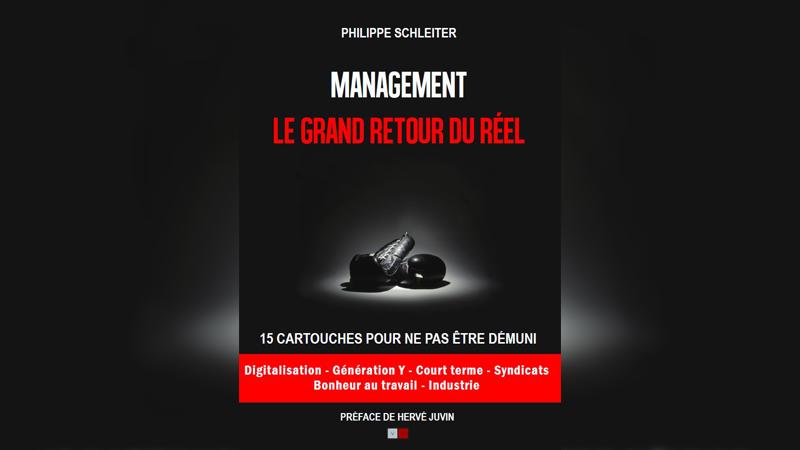 Une autre vision du management, avec Philippe Schleiter