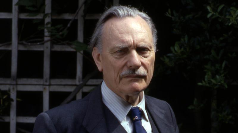 Hommage du Conseil national de la résistance européenne à Enoch Powell