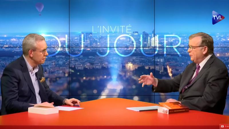 Zoom TV Libertés – Michel Geoffroy : la Super Classe Mondiale contre les peuples