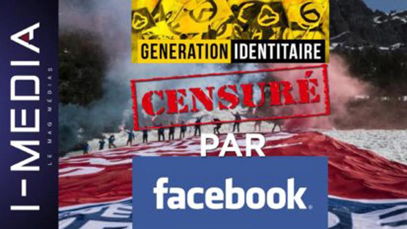 I-Média #200 Censure de Génération Identitaire : les médias jubilent