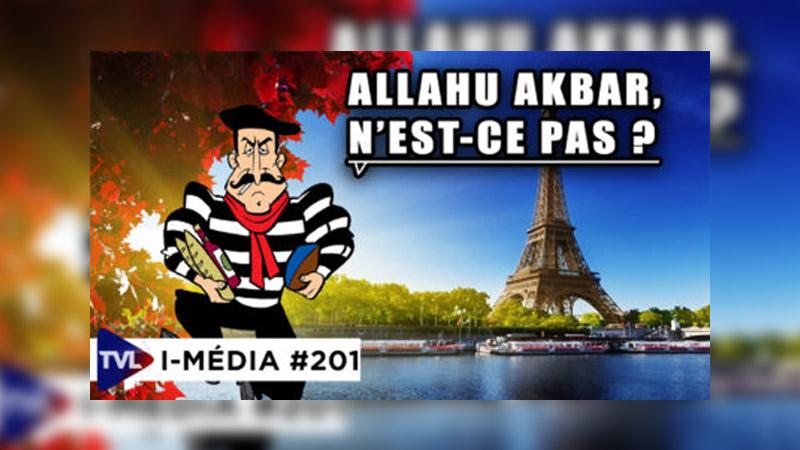 I-Média #201 Attentat à Paris : Khamzat Azimov, un Français comme les autres ?