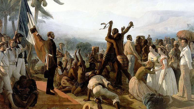 Esclavage : malgré la réalité historique, la repentance au cœur de Paris