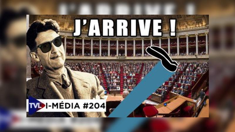 I-Média #204 Loi sur les « fake news » : Orwell à l'Assemblée