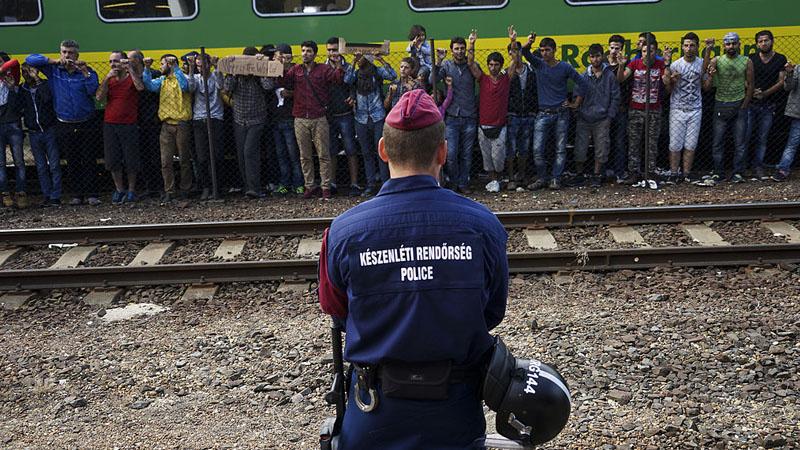 Comment arrêter l'immigration? Il suffit de dire non!