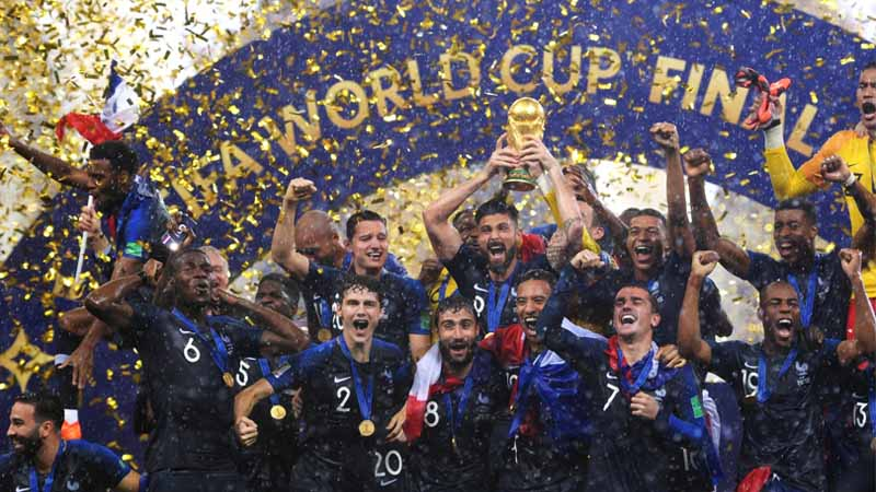 La Coupe du monde de football, symbole de la France qui se déconstruit