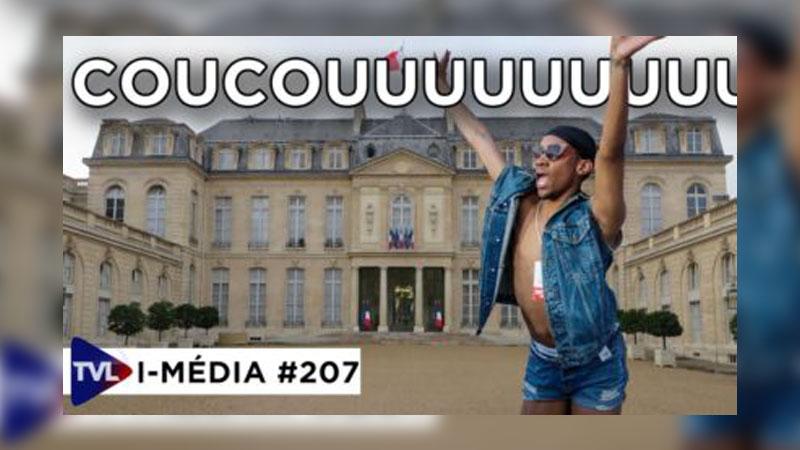 I-Média #207 : « Fils d'Immigré, noir et pédé », bienvenue à l'Elysée !