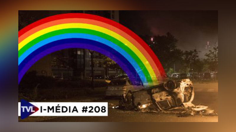 I-Média #208 Délinquant tué à Nantes, les médias en mode bavure