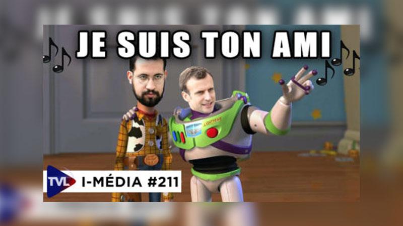 I-Média #211 Affaire Benalla : scandale d'Etat ou hystérie médiatique ?