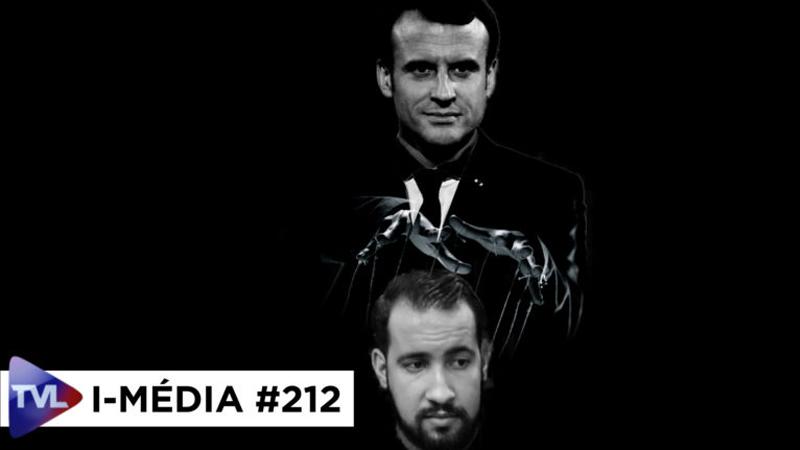 I-Média#212 Benalla : le gouvernement orchestre la réplique médiatique