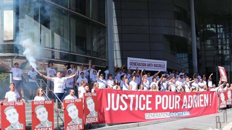 Meurtre d'Adrien Perez : il faut qu'éclate la juste colère des Français