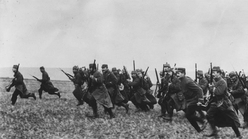 Bataille d'Amiens? C'est la victoire de la Marne qui doit être célébrée!