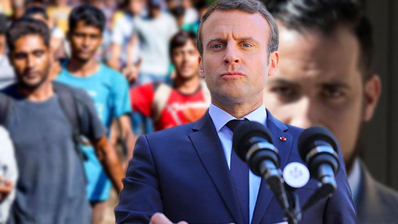 La France terre d'immigration ? Le mensonge de Macron