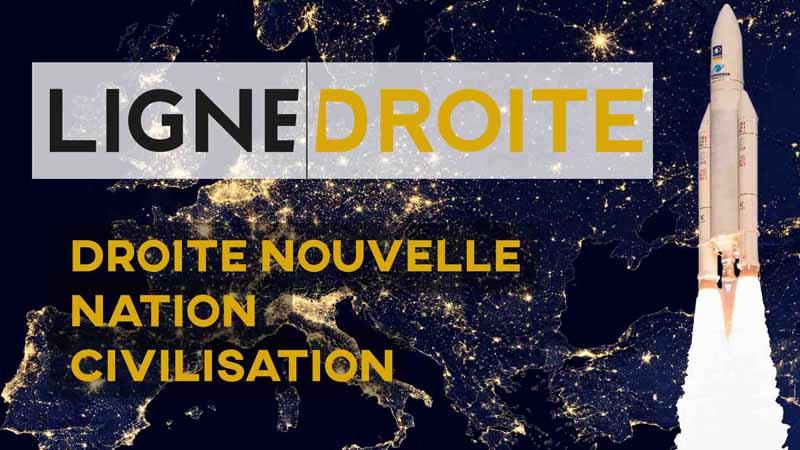 Ligne droite – Une droite nouvelle pour rendre un avenir à la France [Vidéo]