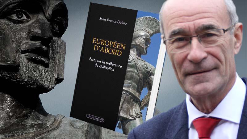 Jean-Yves Le Gallou : « Contre les cosmopolites... Identitaires de tous pays unissez-vous!»