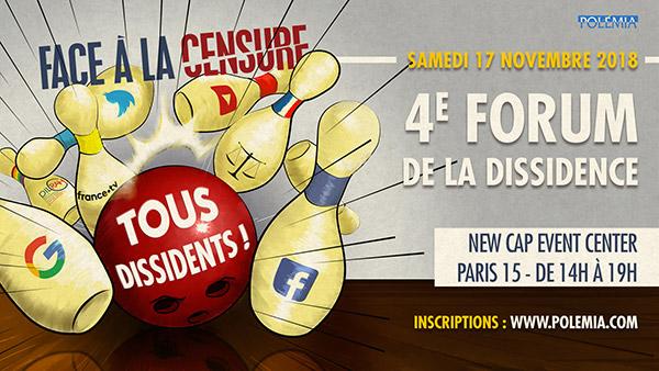 4e Forum de la Dissidence