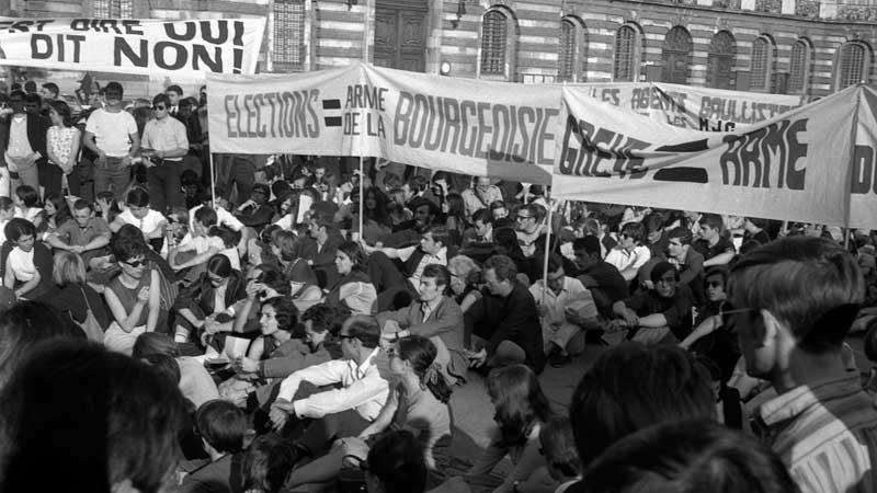 Mai 68. Des origines au monde présent