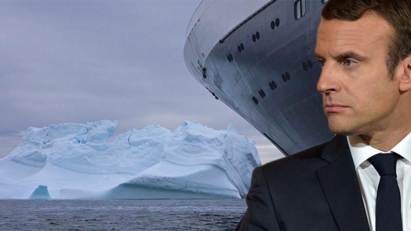 2018: le Titanic macronien fonce vers l'iceberg