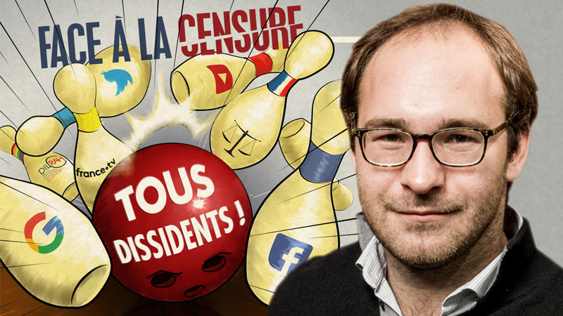 Charles de Meyer : « La censure érigée en principe organisateur du débat d'idées marque toujours le crépuscule d'un pouvoir »