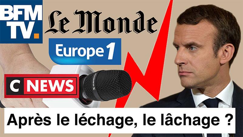 I-Média #223 Macron : après le léchage, le lâchage ?