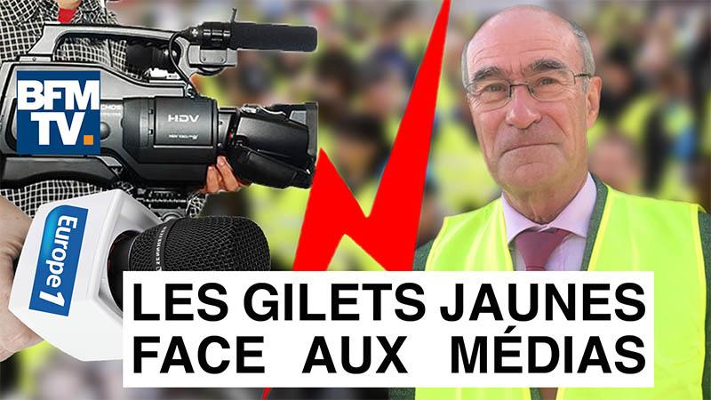I-Média n°225 : Les gilets jaunes face aux médias