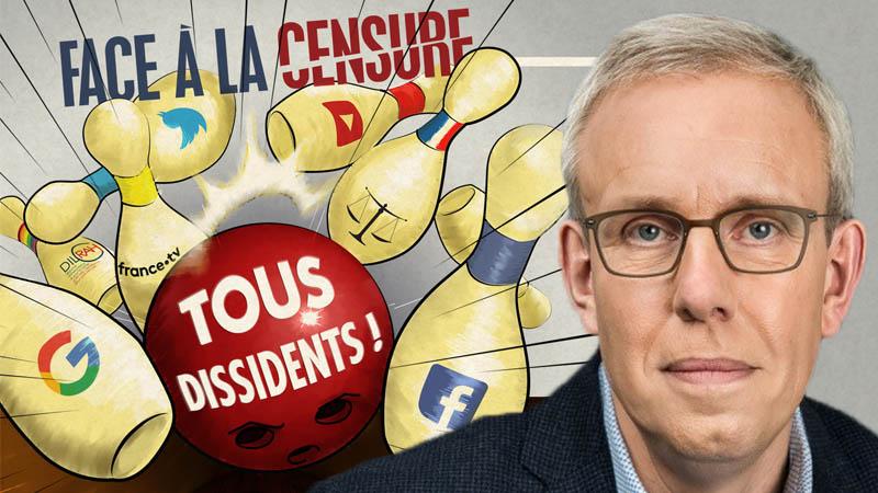 Martial Bild sur la censure : « Il est criminel de faire preuve de résignation ! »