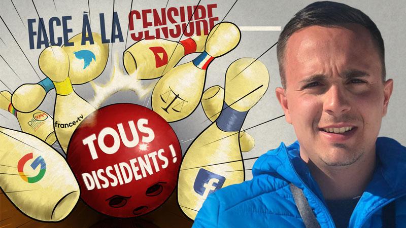 Romain Espino : « Les élites n'ont plus d'arguments ! »
