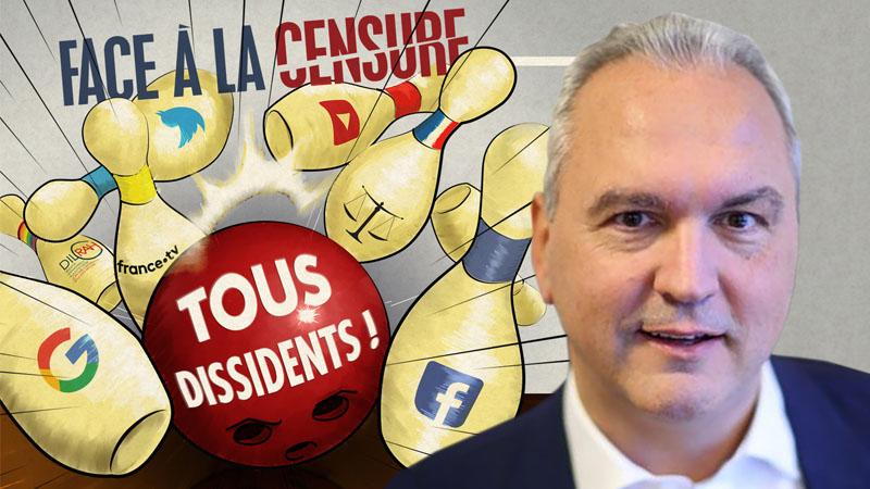 Benjamin Dormann sur la censure : « Il faut assécher les subventions à la presse ! »