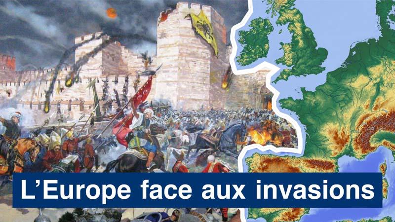 L'Europe face aux invasions - La Mémoire assiégée [Vidéo]