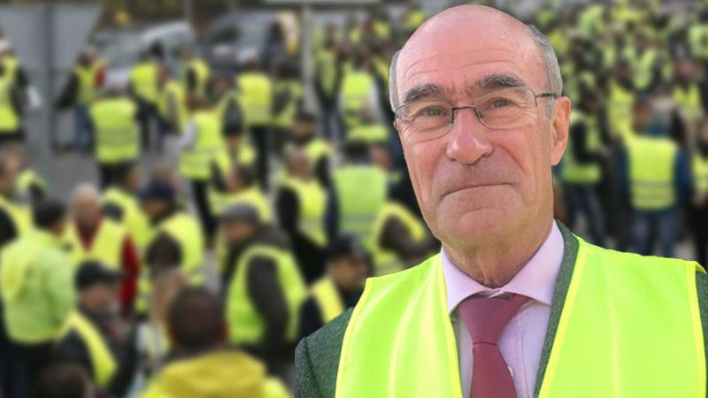 Jean-Yves Le Gallou sur les gilets jaunes : «C'est la France blanche qui souffre!»
