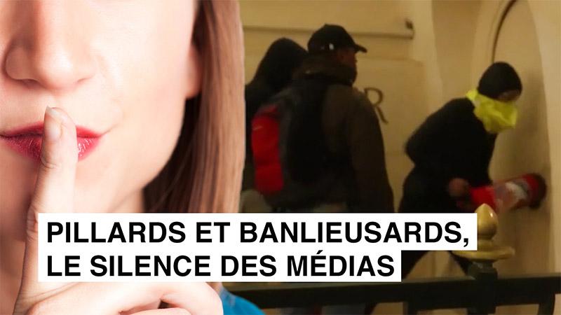 I-Média n°227 : Pillards et banlieusards, le silence des médias