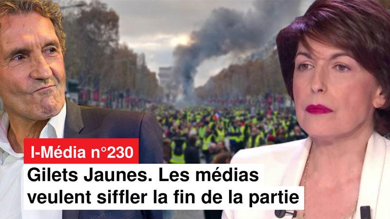 I-Média n°230 - Les médias veulent siffler la fin de la partie