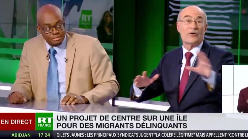 Jean-Yves Le Gallou sur RT : « Les peuples européens ont le droit de garder leur identité ! »