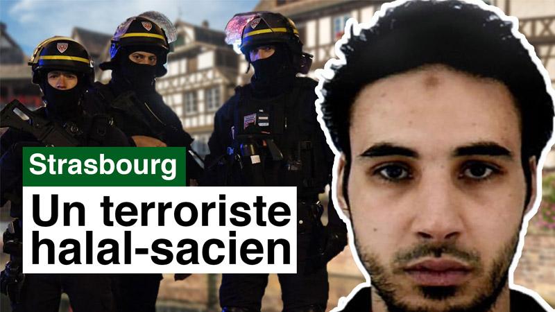 I-Média n°228 - Strasbourg : un terroriste halal-sacien