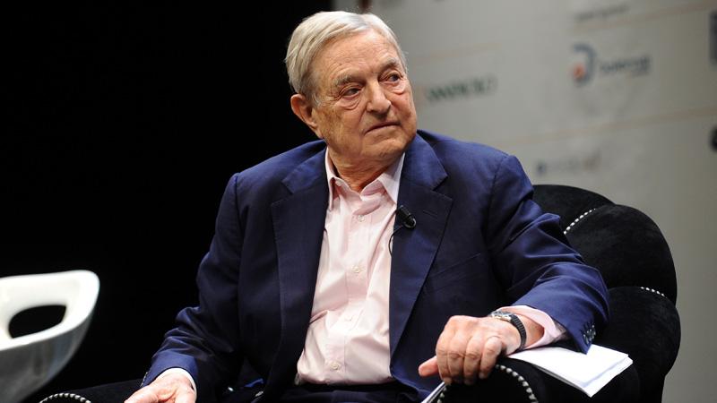 La «société ouverte»de George Soros dévoilée par Pierre-Antoine Plaquevent