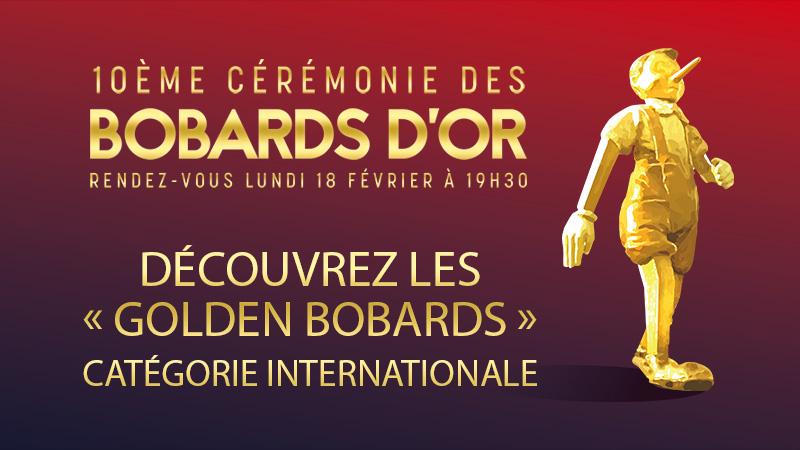 """Bobards d'Or 2019 : découvrez les 5 """"Golden Bobards"""""""