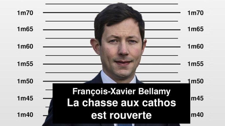 I-Média n°235 – Bellamy : la chasse aux cathos est rouverte !