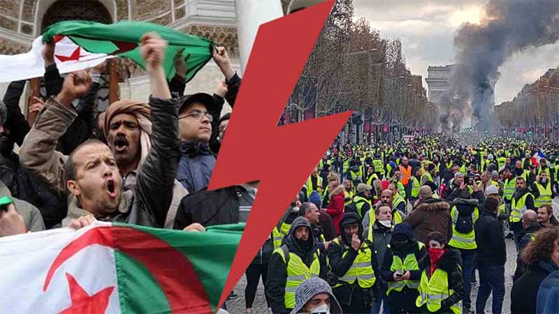 I-Média n°241 – Algérie ou Gilets Jaunes, les médias ont choisi
