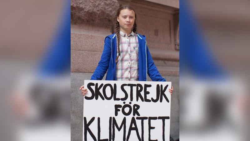 Le « jeunisme» en marche pour le climat