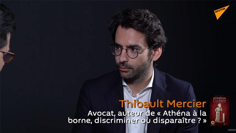 Thibault Mercier : « Empêcher toute discrimination, c'est revenir au néant ! »