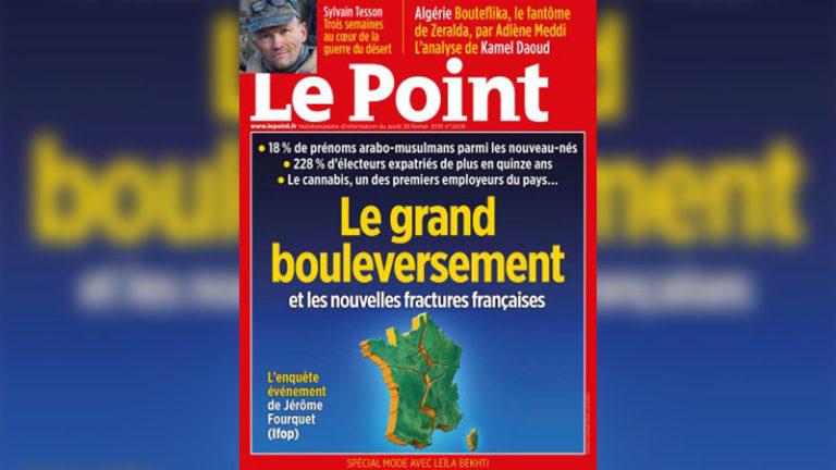 Les médias découvrent la France fracturée et la colère des « petits Blancs » !